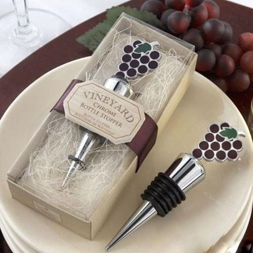 """Tapón para vino """"Racimo de uvas"""""""